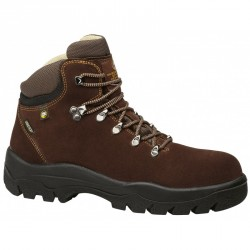 BOTA FAL PEGASO TOP MARRON