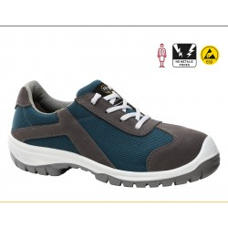 ZAPATILLA TRAIL LADY TOP AZUL